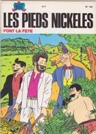 Les Pieds Nickelés Font La Fête  EO   N°126 - Pieds Nickelés, Les