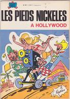 Les Pieds Nickelés à Hollywood   EO   N°83 - Pieds Nickelés, Les