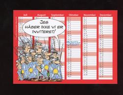 Asterix Obelix Nummer 33 Ed René Albert Go Card DK 2005 - Comicfiguren
