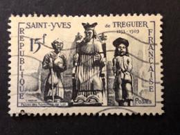 Timbre 1063 St Yves - Usados