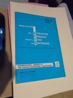 QUATERNAIRE : VILLAFRANCHIEN MEDITERRANEEN STRATIGRAPHIE ENVIRONNEMENT BIOCLIMATIQUE MORPHOGENESE ET NEOTECTONIQUE 1982 - Sciences
