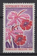 France: 1967. Y&T 2020. N° 1528 TP **, MNH, Neuf(s) - Neufs