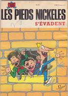 Les Pieds Nickelés S'évadent      N°26 - Pieds Nickelés, Les