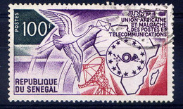 SÉNÉGAL - 395° - U.A.M.P.T. - Senegal (1960-...)