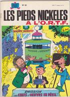 Les Pieds Nickelés A L'O R T F    N°62 - Pieds Nickelés, Les