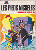 Les Pieds Nickelés Ministres    N°56 - Pieds Nickelés, Les