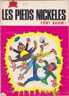 Les Pieds Nickelés Font Boum    N°34 - Pieds Nickelés, Les