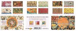 BC 512 N° Y.T. Neuf ** 2011 Tissus Du Monde Autoadhésifs T.n°512 à 523 (sauf N° 520A) - Adhesive Stamps
