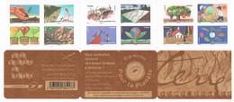 BC 526  N° Y.T. Neuf ** 2011 Fête Du Timbre. Le Timbre Fête La Terre Autoadhésifs T.n° 526 à 537 (sauf 526A-527A- 537A) - Adhesive Stamps