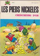 Les Pieds Nickelés Chercheurs D'or   N°19 - Pieds Nickelés, Les
