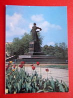 Kaliningrad - Калинингра́д - Königsberg - Russland - 1988 - Denkmal Mutter Russland - Litauen
