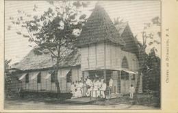 Chapel At Dumaguete Negros - Filippine