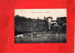 G2410 - Château De CHARLY - D69 - La Prairie - Altri Comuni