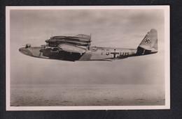 DR Luftwaffe / Flugboot Dornier Do-26 - Oorlog 1939-45