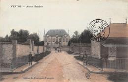 VERTUS - Avenue Beaubon - Vertus