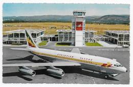 Ethiopie  -  Aéroport  -  Addis Ababa Airport  -  Boeing Fan-jet  -  Ethiopian Airlines - Aérodromes