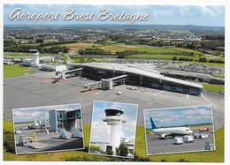 Aéroport  Brest - Bretagne  -  Guipavas  (29) - Aérodromes