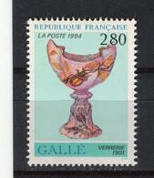 FRANCE - Y&T N° 2854** - MNH - Arts Décoratifs - Verrerie De Gallé - France