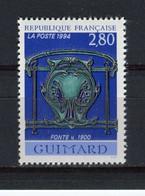 FRANCE - Y&T N° 2855** - MNH - Arts Décoratifs - Fonte De Guimard - France