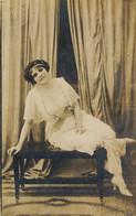 Real Photo Esperanza Iris Actress In Cuba 1910/1911 . La Viuda Alegre . La Veuve Joyeuse - Mexico