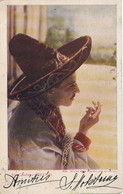 Mexico Un Caballero Smoking Cigarette. - Mexico