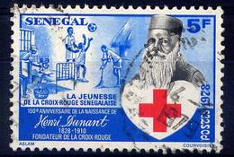 SÉNÉGAL - 503° - HENRI DUNANT - Senegal (1960-...)