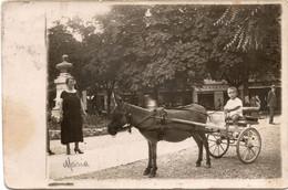 Foto Cartolina SALSOMAGGIORE ?? - FORMATO PICCOLO - VIAGGIATA 1925 - (rif. C93) - Parma