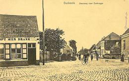 032 648 - CPA - Belgique - Dudzeele - Steenweg Naar Zeebrugge - Brugge
