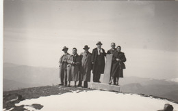 9655. Vintage Photo Old Foto Gruppo Group S. Remo Sanremo 1950 - Luoghi