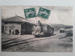 LACAUNE LES BAINS  La Gare - Unclassified