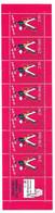 BC 2794 - Bande De 7 Timbres - Journée Du Timbre - La Distribution Du Courrier - NEUF - France