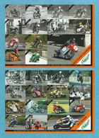 ISLE OF MAN 2013 90th Anniversary Of The Manx Grand Prix: Set Of 2 Postcards MINT/UNUSED - Isla De Man