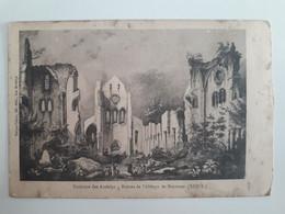 LISORS Ruines De L'Abbaye De Mortemer - France