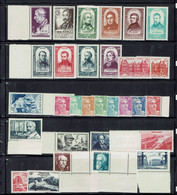 FRANCE - 1948 - Année Complète Postes N° 793/822 - XX - MNH - TB - - 1940-1949