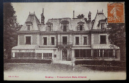 CPA - GROSLAY (95) - Préventorium Belle Alliance - Groslay