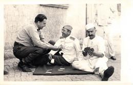 WWII,POW,SERBIAN OFFICERS AS POW PLAYING CARDS IN GERMANY 1942 - Carte Da Gioco