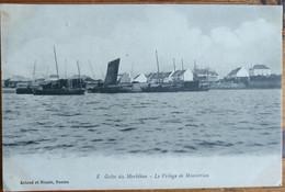 56 Morbihan CPA Golfe Du Morbihan Village De Monsterian - Sonstige Gemeinden
