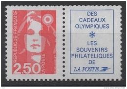FRANCE - YT N° 2715a - Neuf ** - MNH - Cote: 6,00 € - France