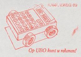 Meter Cut Netherlands 1980 Calculator - Non Classificati