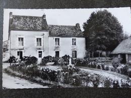 CPSM Carte De La CURE De QUILLY à CAMPBON Loire Atlantique 44 - Otros Municipios