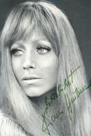 Photo Dédicacée De Karin Huebner, Deutsche Schauspielerin (Actrice Allemande) - Signed Photographs