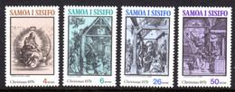 SAMOA - 1978 CHRISTMAS SET (4V) FINE MNH ** SG 531-534 - Samoa