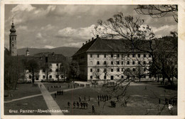 Grazl/Steiermark - Panzer-Abwehrkaserne - Graz