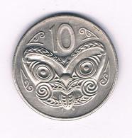 10 CENTS 1987  NIEUW ZEELAND /8568/ - Nieuw-Zeeland