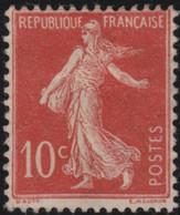 France    .  Y&T  .     135      .     (*)     .   Pas De Gomme    .   /   .   No Gum - Neufs