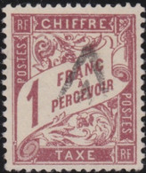 France    .  Y&T      .     Taxe  25  (2 Scans)     .      O    .     Oblitéré   .   /   .   Cancelled - 1859-1955 Oblitérés