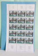 J.B.C. Corot Pont De Mantes (15 Val) - 1977 - N°1923 - Coté 18,00€ Y&T - Sheetlets