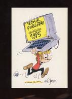 Jannin école Publique Quinzaine 1985 - Comicfiguren