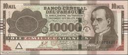 TWN - PARAGUAY 224e - 10000 10.000 Guaranies 2011 Prefix G UNC - Paraguay