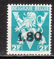 724EE**  Lion Héraldique Surchargé GHISLENGHIEN - Bonne Valeur - MNH** - LOOK!!!! - 1946 -10%